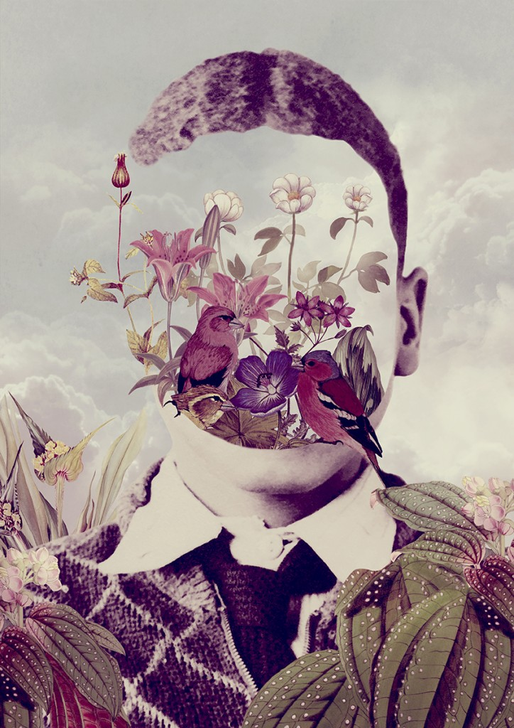 Photography and digital collage